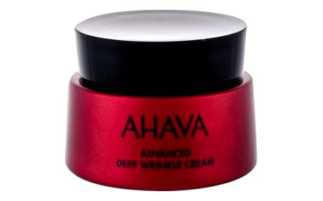 AHAVA Apple Of Sodom Advanced Deep Wrinkle Cream 50 ml protivráskový a liftingový krém pro ženy
