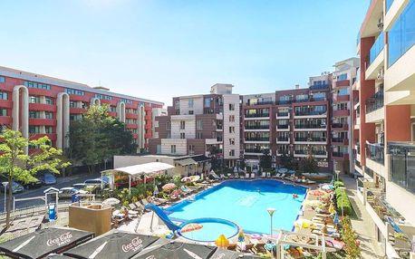 Bulharsko - Slunečné pobřeží na 8-13 dnů
