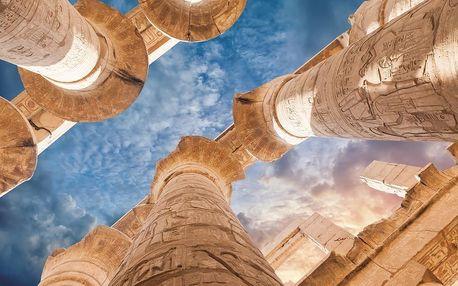 Egypt - Poznávací zájezdy letecky na 8 dnů, all inclusive