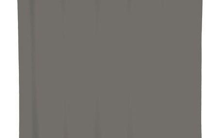 Sprchový závěs, PEVA, barva šedá, 180x200 cm, WENKO