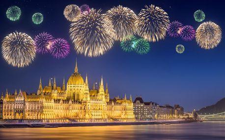 Silvestr v Budapešti | Autobusem | 3denní autobusový zájezd s ubytováním
