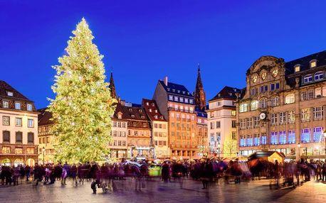 Adventní Štrasburk | Jednodenní zájezd na vánoční trhy do Francie