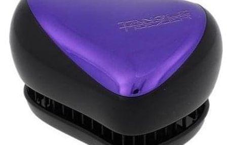 Tangle Teezer Compact Styler 1 ks kompaktní kartáč na vlasy pro ženy Purple Dazzle