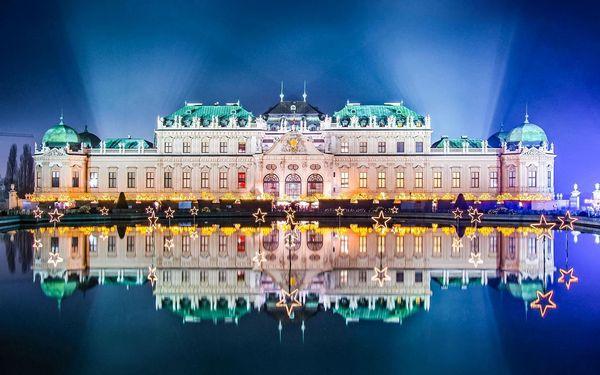 Adventní Vídeň | Jednodenní zájezd na vánoční trhy do Rakouska