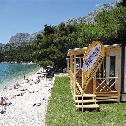 Chorvatsko - Podgora na 8-12 dnů