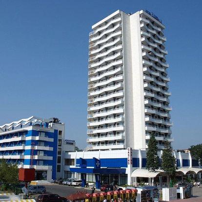 Bulharsko - Slunečné Pobřeží na 8 dní, all inclusive nebo polopenze s dopravou letecky z Prahy nebo Brna
