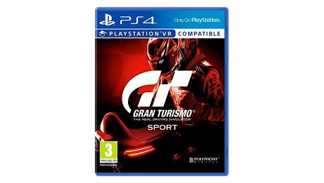 Sony PlayStation 4 Gran Turismo Sport (PS719828259)