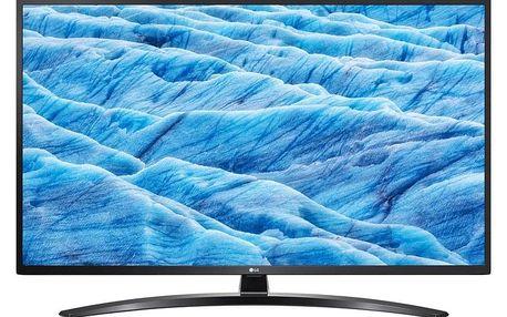Televize LG 50UM7450 černá