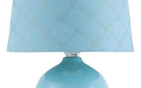 Rabalux 4382 Ellie stolní lampa, modrá