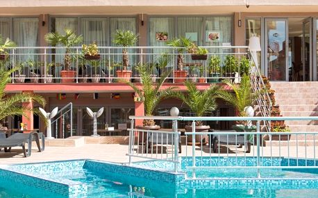 Hotel TIA MARIA***, Slunečné pobřeží