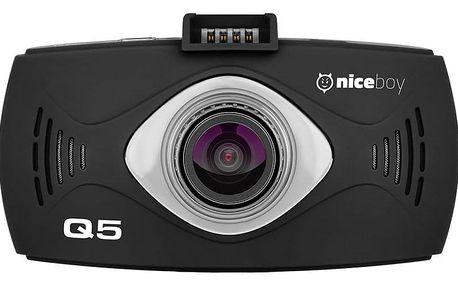 Autokamera Niceboy PILOT Q5 černá (q5)