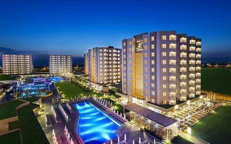 Turecko - Antalya letecky na 8-12 dnů, all inclusive