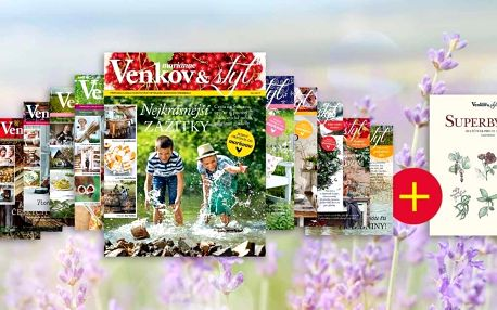 Marianne Venkov a styl: roční předplatné s knihou