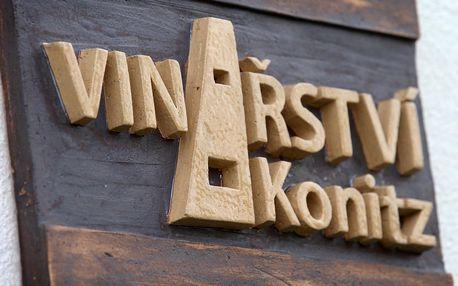 Znojmo: Penzion Vinařství Konitz