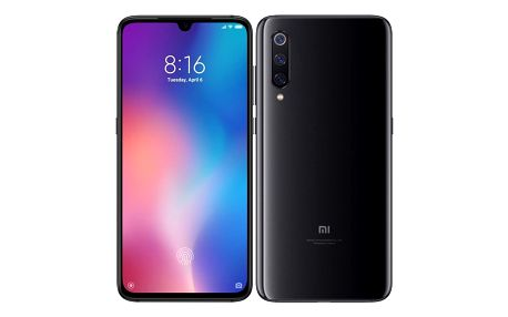 Mobilní telefon Xiaomi Mi 9 128 GB Dual SIM černý (22594)