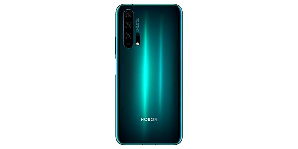 Mobilní telefon Honor 20 Pro - Phantom Blue (51093VFN)4