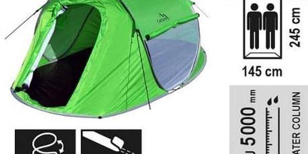 Cattara BOVEC Stan pro 2 osoby 245x145x95cm PU5000mm5