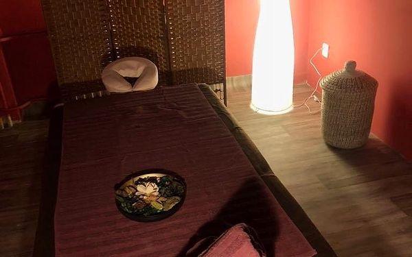3x hodinová masáž4