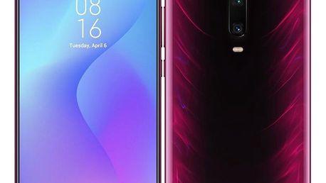 Mobilní telefon Xiaomi Mi 9T 128 GB Dual SIM červený (23919)