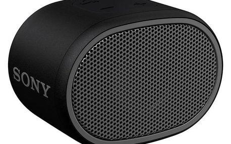 Přenosný reproduktor Sony SRS-XB01 černý (SRSXB01B.CE7)
