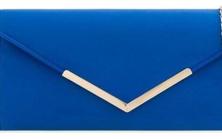 Dámské modré psaníčko Sissi 2435