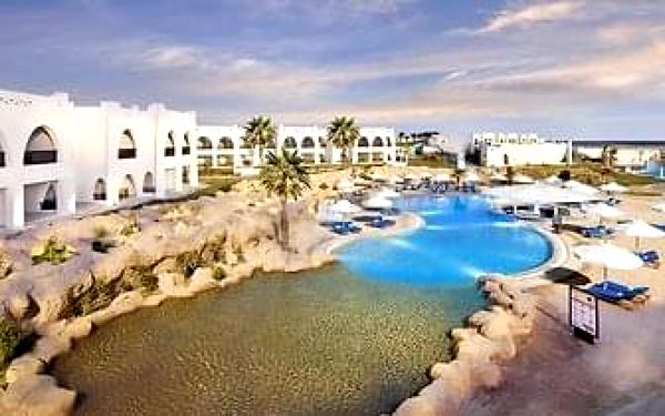 Hotel Hilton Nubian Resort, Marsa Alam, letecky, all inclusive4