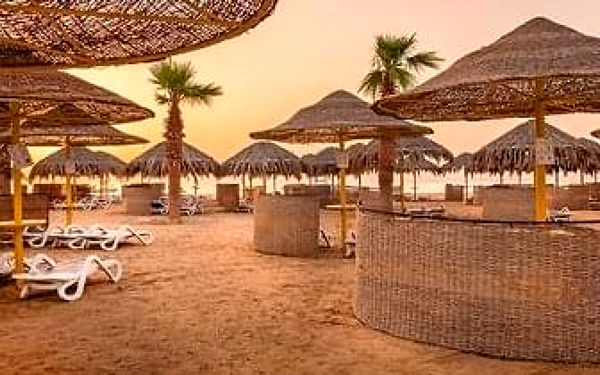 Hotel Hilton Nubian Resort, Marsa Alam, letecky, all inclusive5