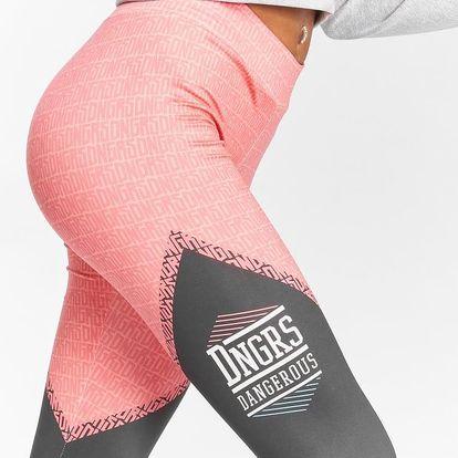 Dangerous DNGRS / Legging/Tregging Tackle in black M