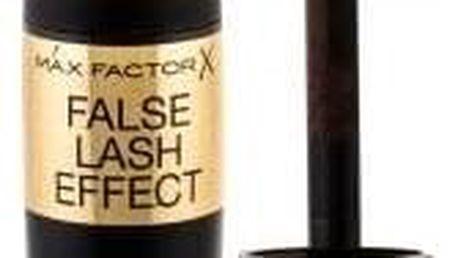 Max Factor False Lash Effect 13,1 ml voděodolná řasenka pro maximální objem pro ženy Black/Brown