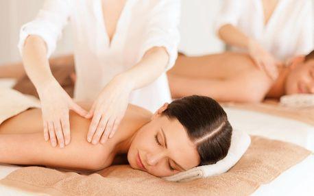 Párová masáž: Hodina božské relaxace pro vás 2