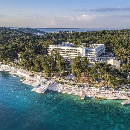 Chorvatsko, Kvarner, vlastní dopravou na 2 dny snídaně