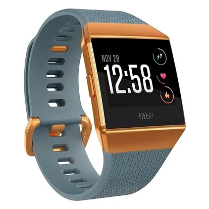 Fitbit Ionic - Slate-Blue, Burnt Orange (FB503CPBU-EU)