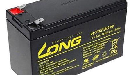 Akumulátor Avacom Long 12V 9Ah HighRate F2 (PBLO-12V009-F2AH)