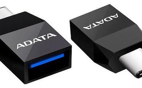 ADATA USB 3.1 / USB-C černá (ACAF3PL-ADP-RBK)