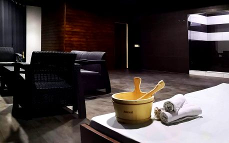 Relaxujte: 90 minut odpočinku ve finské sauně