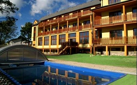 Relaxační pobyt pod Gerlachov s privátním vstupem do wellness v hotelu Avalanche