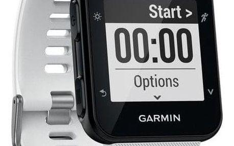 GPS hodinky Garmin Forerunner 35 bílé (010-01689-13)