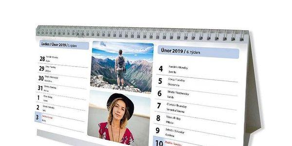 Stolní 14denní kalendář (S30)5