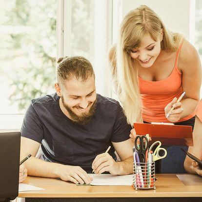 Skupinové jazykové kurzy AJ i NJ: 15 lekcí
