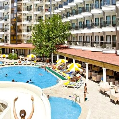 Turecko - Alanya letecky na 5-10 dnů, all inclusive