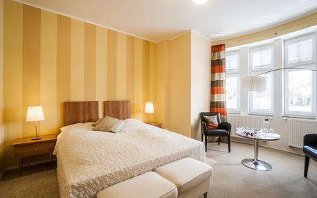 Podzim v Hotelu Golf Garni*** v Mikulově se snídaní a saunou