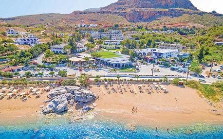 Řecko - Rhodos letecky na 9-12 dnů, all inclusive