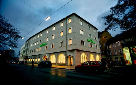 Rakousko, Štýrský Hradec: Hotel Feichtinger Graz