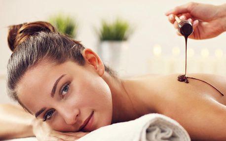 Čokoládová nebo medová masáž + kosmetické ošetření na pražských Vinohradech