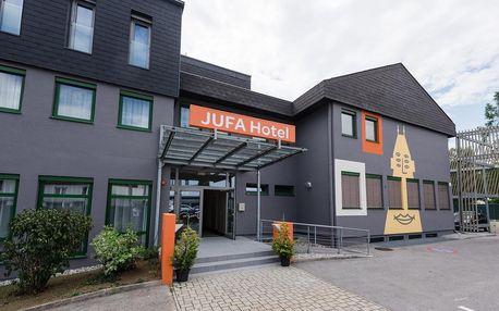 Rakousko, Štýrský Hradec: JUFA Hotel Graz Süd