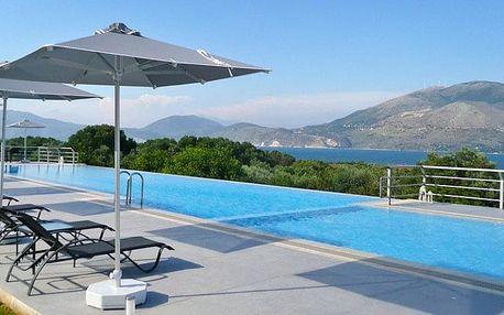 Řecko - Kefalonia letecky na 5-12 dnů