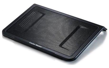"""Chladící podložka pro notebooky Cooler Master NotePal NotePal L1 pro 12"""" - 17"""" černá (R9-NBC-NPL1-GP)"""