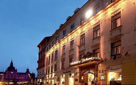 Rakousko, Štýrský Hradec: Palais Hotel Erzherzog Johann