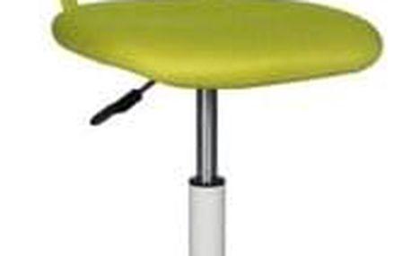 Otočná židle MAX zelená