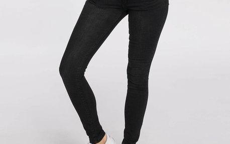 Just Rhyse / Skinny Jeans Buttercup in black W 31
